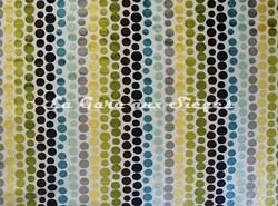 Tissu Casal - Confettis - réf: 12670 - Coloris: 12 Multibleu - Voir en grand