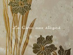 Tissu Verel de Belval - Narcisses - réf: 99102-004 Printemps - Voir en grand
