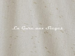 Tissu Lelièvre - Camargue - réf: 571.01 Chaux - Voir en grand