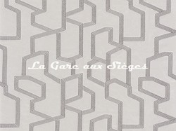 Tissu Camengo - Elite - réf: 4190.0352 Gris