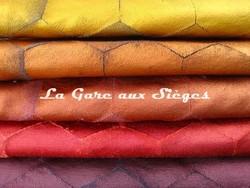 Tissu Rubelli - Sing - réf: 30060 - Coloris: 11 - 12 - 13 - 14 - 15 - Voir en grand