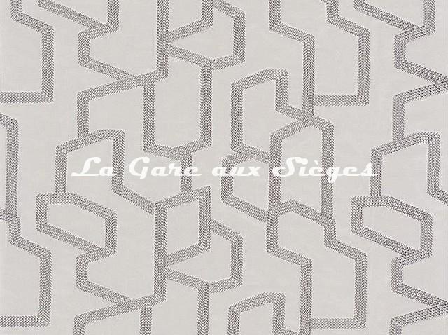 Tissu Camengo - Elite - réf: 4190.0352 Gris - Voir en grand