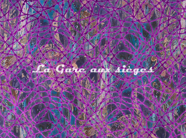 Tissu Casal - Web - réf: 12688.96 Améthyste - Voir en grand