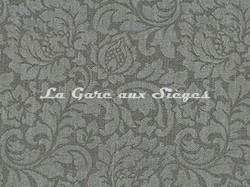 Tissu Casamance - Insomnie - réf: 3774.0379 Acier - Voir en grand