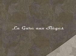 Tissu Pierre Frey - Maralinga - réf: F3012-001 Terre de roche - Voir en grand