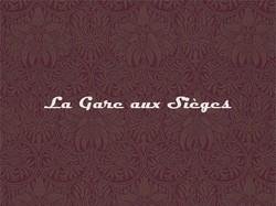 Tissu William Morris - Crown Imperial - réf: 230294 Claret/Bullrush - Voir en grand