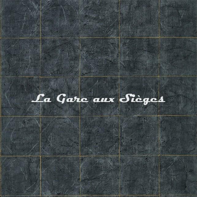 Papier peint Zoffany - Piastrella - réf: 312949 Vine Black - Voir en grand
