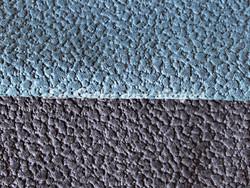 Tissu Chanée Ducrocq - Granit - Coloris: 1507 Nattier - 1515 Anthracite - Voir en grand