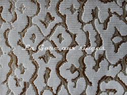 Tissu Nobilis - Velours Monte Cristo - réf: 10571-03 - Coloris: Ecru - Voir en grand