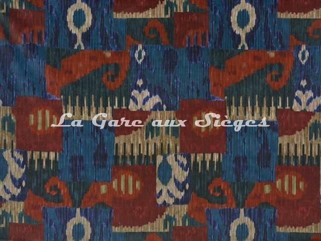 Tissu Pierre Frey - Bella Coola - réf: 3226.001 Buffalo - Voir en grand