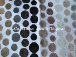 Tissu Casal - Confettis - réf: 12670 - Coloris: 50 Multibeige - Voir en grand