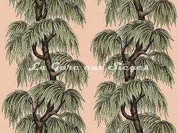 Tissu House of Hackney - Babylon - Coloris: Blush Willow - Voir en grand
