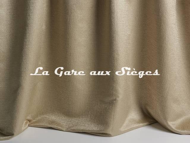 Tissu Fadini Borghi - Alisea - réf: I6599.005 Gold - Voir en grand