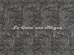 Tissu Pierre Frey - Gallia - réf: F3105-001 Argent - Voir en grand