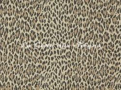 Tissu House of Hackney - Wild Card ( coton jacquard ) - Butterscotch - Voir en grand