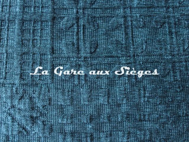 Tissu Dominique Kieffer - Patchwork - réf: 17210-05 - Coloris: Fiordo - Voir en grand