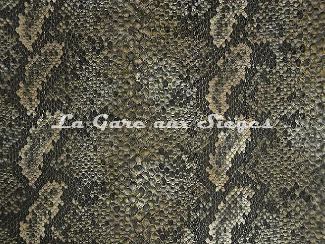 Tissu Casal - Cobra ( imitation ) - réf: 5089.60 Gris - Voir en grand