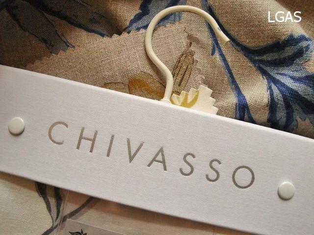 Tissus Chivasso - La Gare aux Sièges - Voir en grand