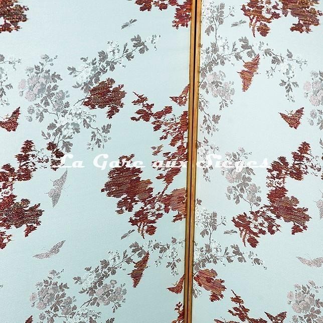 Tissu Dedar - Butterfly Revival - réf: T18042.001 - Voir en grand