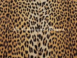 Tissu Boussac - Panthère de Somalie - réf: O989A-001 Somalie - Voir en grand
