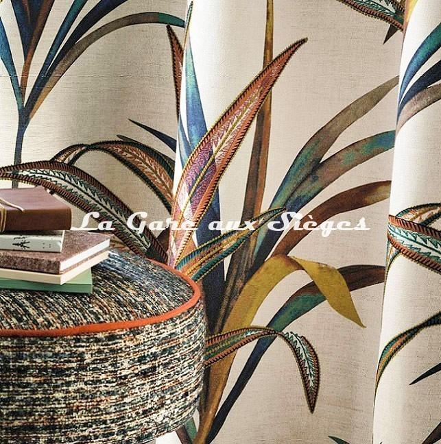 Tissu Casamance Création - ( détail ) - Voir en grand