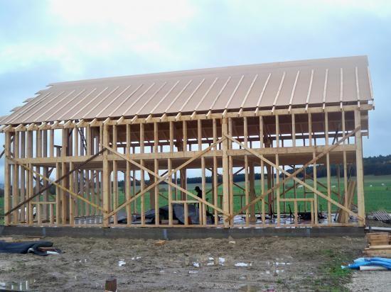 Kit CT2I structure prête à monter  - Voir en grand