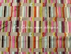 Tissu Deschemaker - Brazil - réf: 103632 - Coloris: Multicolore - Voir en grand