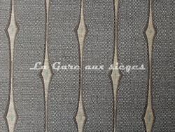 Tissu Deschemaker - Fantasia - réf: 103965 Ciel - Voir en grand
