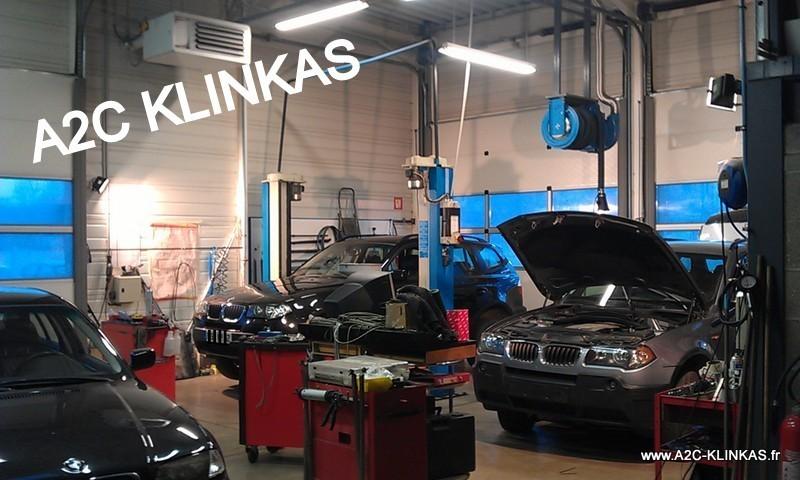 Notre atelier A2C KLINKAS spécialiste BMW - Voir en grand