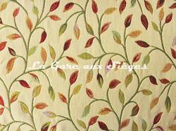 Tissu Chanée Ducrocq - Dickens - réf: 8701 Crème - Voir en grand