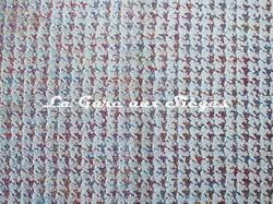 Tissu Camengo - Emilie - réf: 4168.0562 Coloris: Rose - Voir en grand