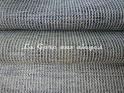 Tissu Dominique Kieffer - Incroyable - réf: 17197 - Coloris: 01 Acier - 02 Lichen - 03 Gris - Voir en grand