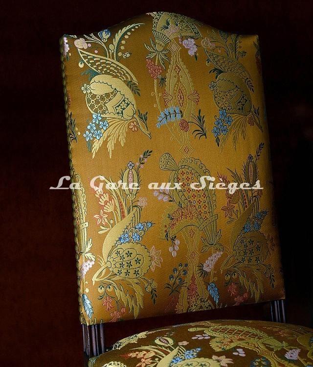 Tissu Tassinari & Châtel - Cour du Siam - réf: 1700.01 - Voir en grand
