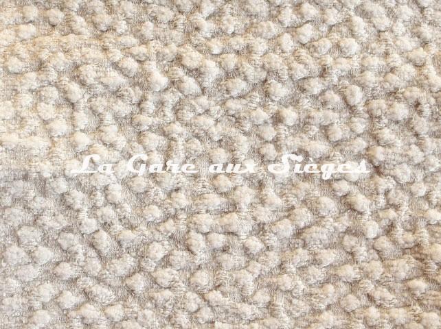 Tissu Donghia - Pinch - réf: 10350.010 White - Voir en grand