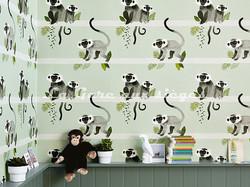 Papier peint Villa Nova - Monkey bars - Voir en grand