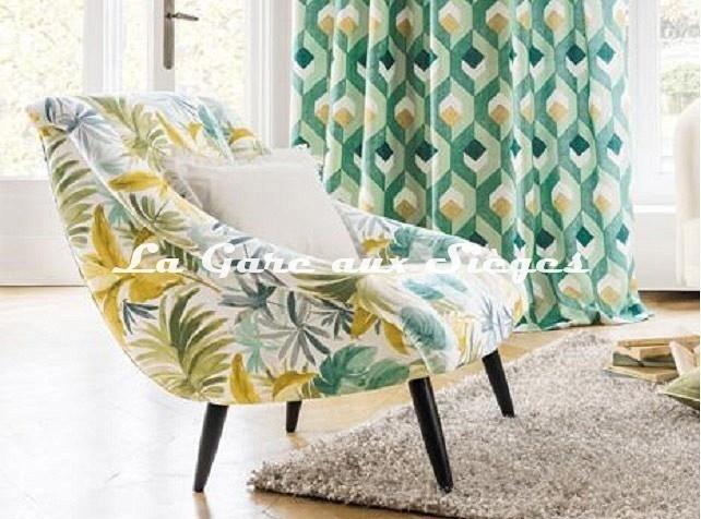 Tissu Camengo - Palma ( siège ) - Voir en grand
