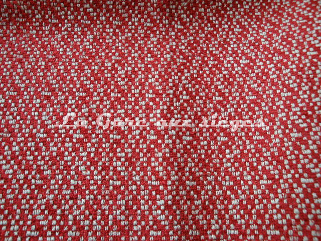 Tissu Jéro - Arty - réf: 9270 - Coloris: 06 Garance - Voir en grand