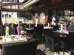 restaurant terrasse  - Voir en grand