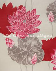 Tissu Bélinac - Lotus - réf: 1023 - Coloris: 04 Gris