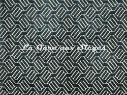Tissu Camengo - Douves - réf: 4139.0375 Bleu - Voir en grand