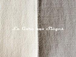 Tissu Romo - Linara - Gamme coloris neutres ( détail ) - Voir en grand