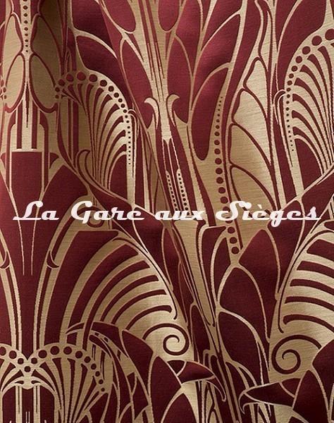 Tissu Tassinari & Châtel - Vitrail Laque - Voir en grand