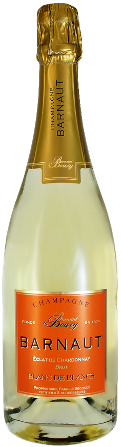 Champagne Barnaut Blanc de Blancs - CHAMPAGNE - Charpentier Vins - Voir en grand