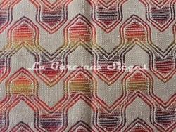 Tissu Deschemaker - Léon - réf: 103973 - Multicolore - Voir en grand