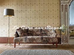 Tissu William Morris - Acanthus - réf: 226400 - Voir en grand