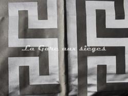 Tissu Houlès - Delos - réf: 72887 - Coloris: 9800 - Voir en grand