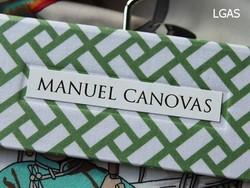 Tissus Manuel Canovas - La Gare aux Sièges - Voir en grand