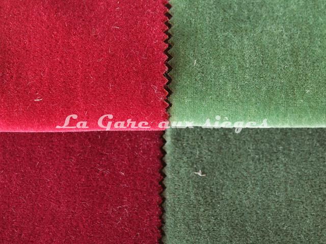 Tissu Chanée Ducrocq - Marmara 100 - Coloris: 31157 - 31154 & 30445 - 30262 - Voir en grand