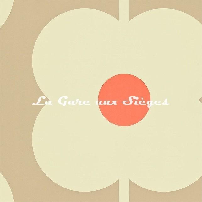 Papier peint Harlequin - Giant Abacus Flower - réf: 110408 Mink - Voir en grand