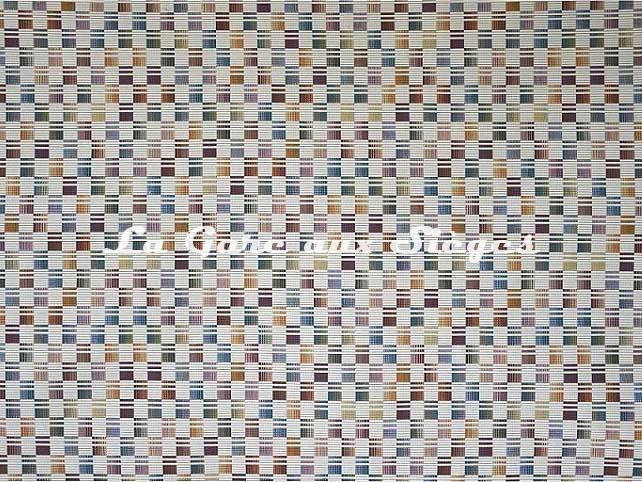 Tissu Casal - Joan - réf: 13453.190 Multicolore - Voir en grand